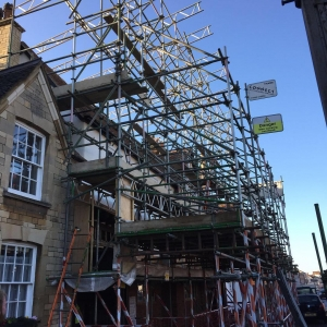 Specialist scaffolding by Connect Scaffolding Services in Thame
