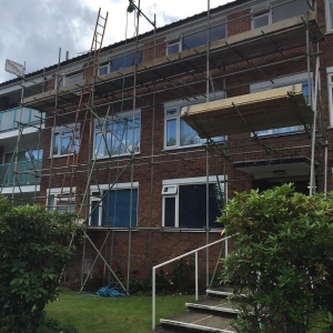 Domestic Scaffolding in Hemel Hempstead by Connect Scaffolding Services