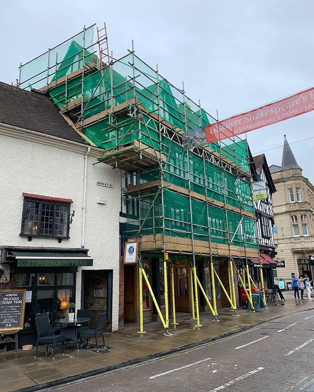 Stratford upon Avon – extended work