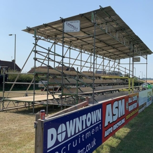 Chinnor Rugby Club Stand
