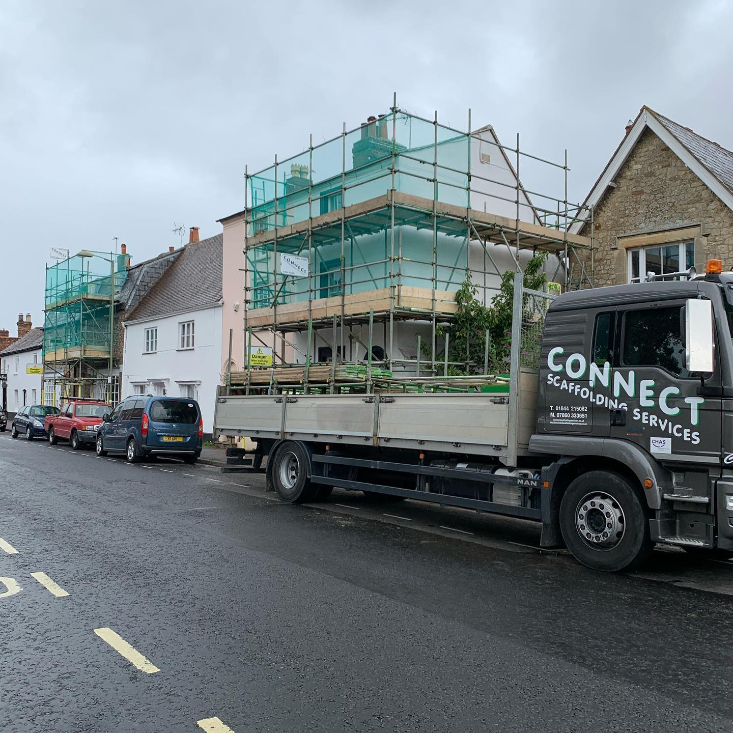 Thame #scaffolding #scaffold #scaffolder #connect #connectscaffolding #scafflife #construction #industry #instagood