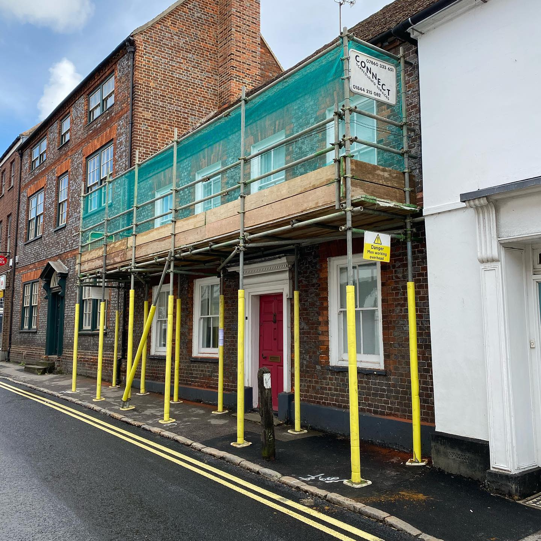 Watlington #scaffolding #scaffold #scaffolder #connect #connectscaffolding #scafflife #construction #industry #instagood
